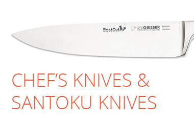 Chef's Knives and Santoku Knives Veitsikauppa.fi