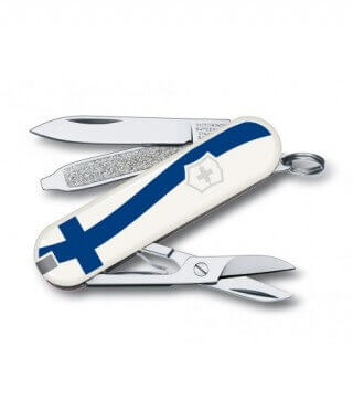 Victorinox Classic SD Jubileum Edition, Pocket Knife White