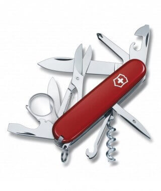 Victorinox Explorer Pocket Knife with Magnifying Glass