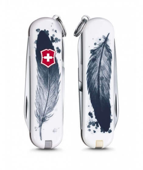 Victorinox Classic, Light as a Feather