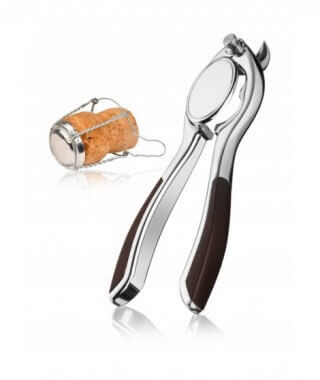 VacuVin Champagne Bottle Opener