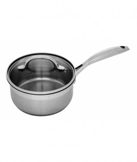 Swiss Diamond Saucepan Premium Steel 18 cm / 2,1 l