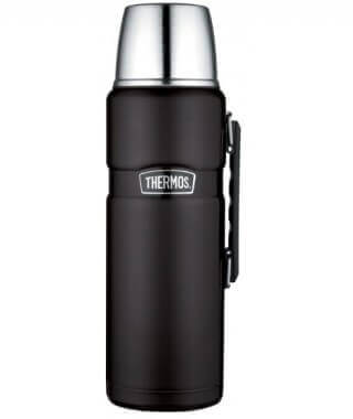Thermos Stainless King 2,0L Matte Black